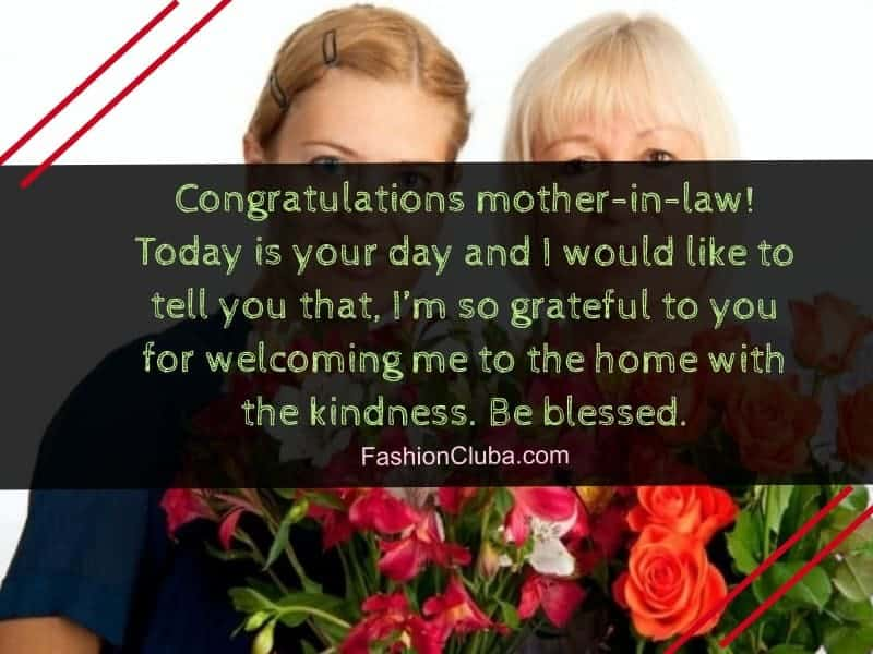 lovely birthday messages for mother-in-law from daughter
