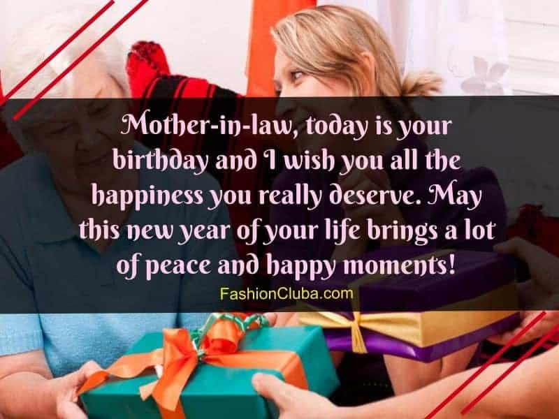 happy birthday wishes for mother-in-law from daughter
