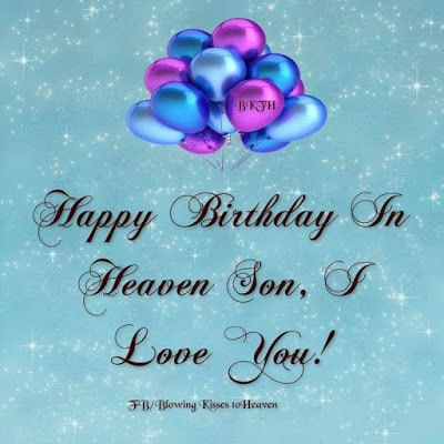 Birthday Wishes For A Son From Single Mother