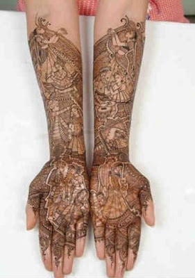 fresh-and-beautiful-bridal-indian-mehndi-designs-for-full-hands-for-wedding-23