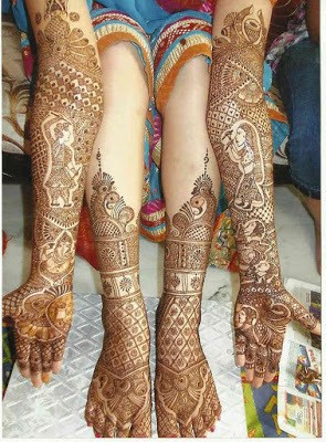 fresh-and-beautiful-bridal-indian-mehndi-designs-for-full-hands-for-wedding-4