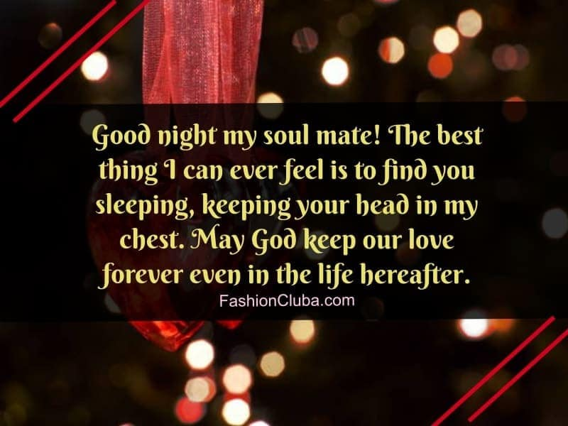 sweet good night quotes for your lover