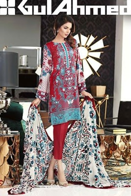 gul-ahmed-perfect-winter-wear-women-dresses-2017-collection-9