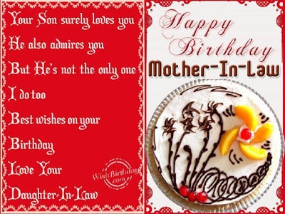 happy birthday message for future mother in law