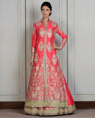 Indian-best-designer-winter-latest-bridal-lehenga-designs-collection-9