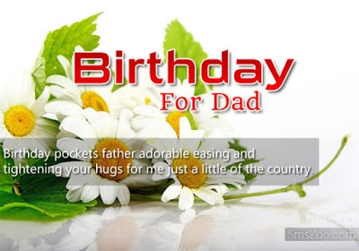 happy birthday sayings for dad from daughter