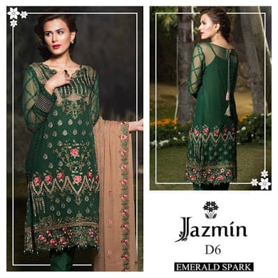 modish-and-chic-jazmín-winter-embroidered-dresses-2017-chiffon-collection-15