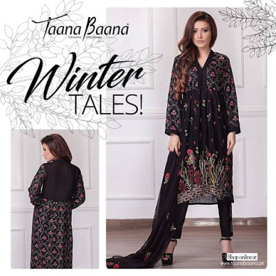 taana-baana-winter-classic-embroidered-dresses-designs-2017-for-girls-1