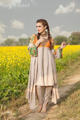 zahra-ahmad-afghan-tribal-winter-wear-dresses-pret-collection-2017-2