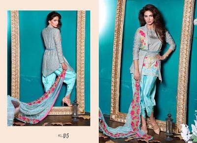 ZS Textile Kalyan Pure Chiffon Dresses Collection 2018