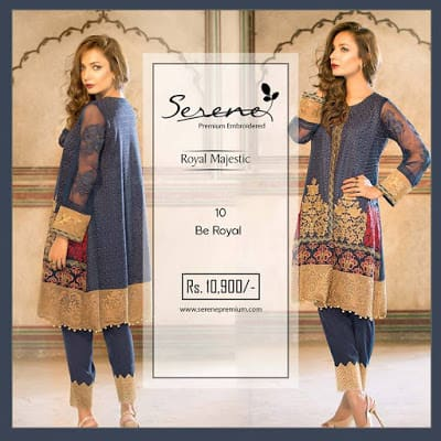 Serene-premium-winter-chiffon-royal-majestic-collection-2017-6