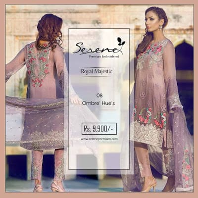 Serene-premium-winter-chiffon-royal-majestic-collection-2017-9
