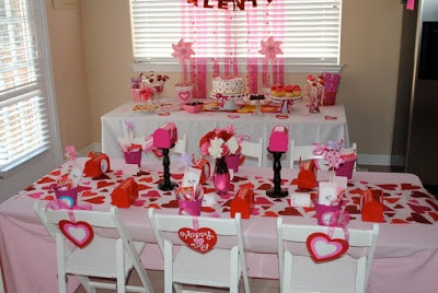 Special romantic ideas for valentines day for him at home