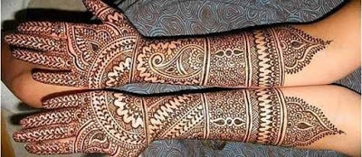 latest bridal mehndi Designs 2018 for hands for full hands (4)
