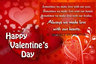 Sweet Valentine S Day Greeting Messages For Wife And Girlfriend
