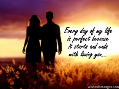 romantic quotes for husband with images