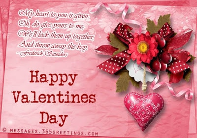 valentine's day messages for wife with images