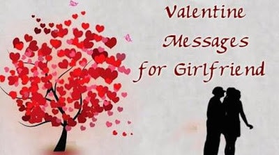 valentine day special message for girlfriend