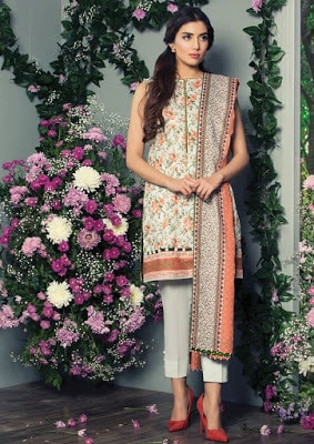 Al Karam Summer Lawn Collection 2018 With Price