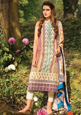 Alkaram-summer-printed-lawn-dresses-collection-for-girls-7