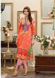 Batik summer Dresses 2018 pakistani lawn