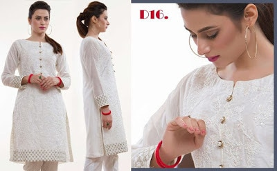 Beautiful women kurti lawn collection for summer