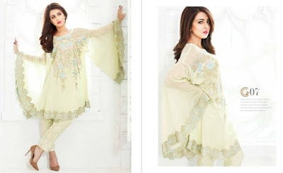 Charizma colour combination for dresses of wedding