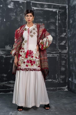 Ethnic by Outfitters new summer lawn Collection 2018
