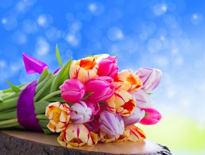 Flowers Bouquet Wallpapers For Valentine Day 2017