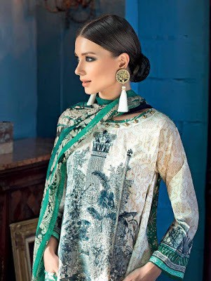 Gul-Ahmed-summer-la-chiffon-printed-lawn-dresses-2017-for-girls-10