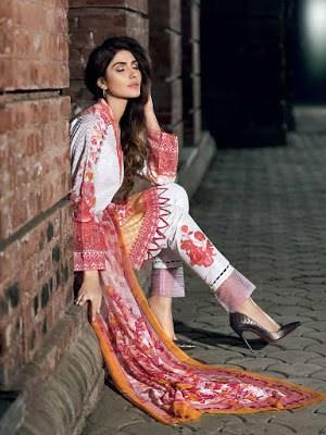 Gul-Ahmed-summer-la-chiffon-printed-lawn-dresses-2017-for-girls-3