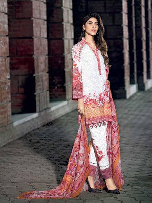 Gul-Ahmed-summer-la-chiffon-printed-lawn-dresses-2017-for-girls-4