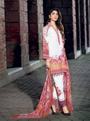 Gul-Ahmed-summer-la-chiffon-printed-lawn-dresses-2017-for-girls-4