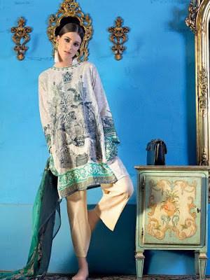 Gul-Ahmed-summer-la-chiffon-printed-lawn-dresses-2017-for-girls-9