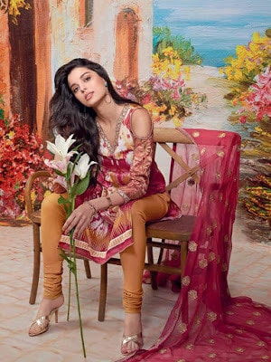 Gul-Ahmed-summer-premium-embroidered-chiffon-dresses-2017-collection-10