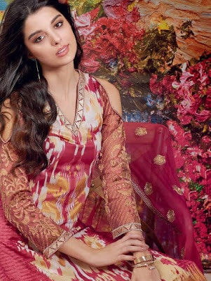 Gul-Ahmed-summer-premium-embroidered-chiffon-dresses-2017-collection-11