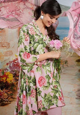 Gul-Ahmed-summer-premium-embroidered-chiffon-dresses-2017-collection-5