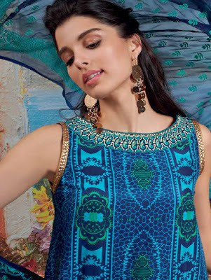 Gul-Ahmed-summer-premium-embroidered-chiffon-dresses-2017-collection-9
