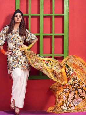 Gul-Ahmed-summer-soya-silk-dresses-collection-2017-for-girls-10
