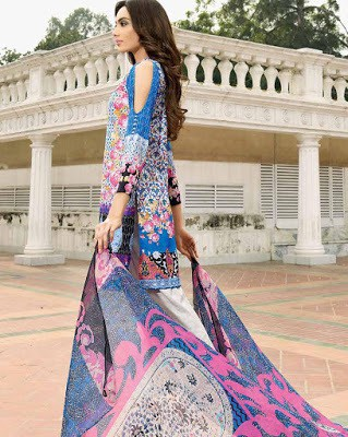 Gul-Ahmed-summer-soya-silk-dresses-collection-2017-for-girls-4
