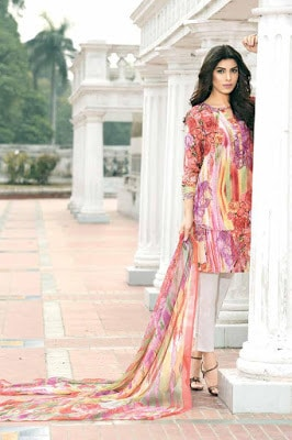 Gul-Ahmed-summer-soya-silk-dresses-collection-2017-for-girls-7