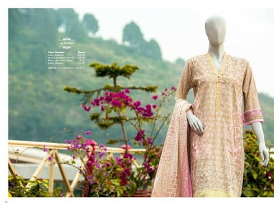 J. Junaid Jamshed Spring Summer Mera Andaz Dresses Collection 2018 for Women