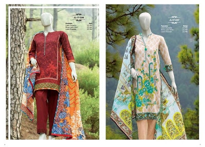 Junaid Jamshed Silk Kurtis for women