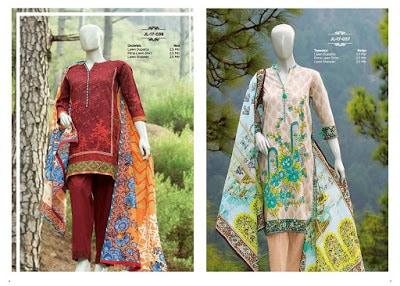 Junaid Jamshed Silk Kurtis for women