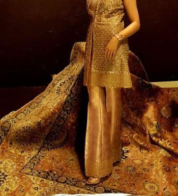 Latest Bridal Dresses Collection 2018 By Famous Pakistani Designers
