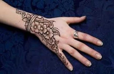 Latest mehndi designs for kids 2017 simple and easy