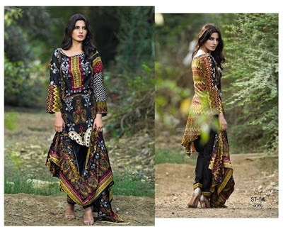 Libas Summer Collection 2018 by Shariq Textiles Catalog