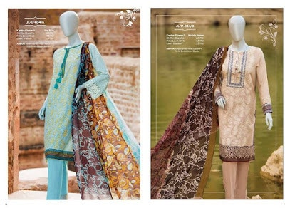 Mera Andaz Junaid Jamshed Spring Summer Lawn Collection 2018