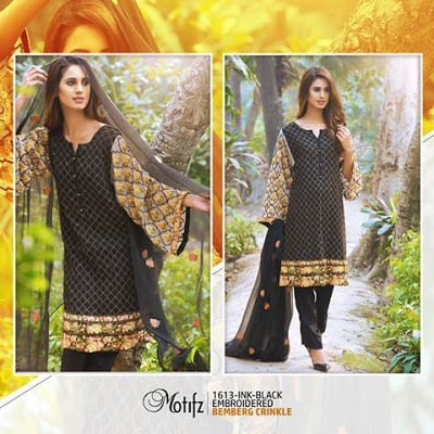 Motifz pakistani embroidery designs Dresses 2018