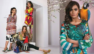 New Sana Safinaz Collection 2018 lawn prints